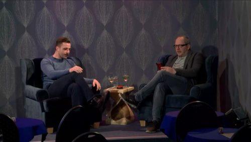 """Bild zu Zu Gast im """"Fernsehzimmer"""" bei Daniel Ebert"""